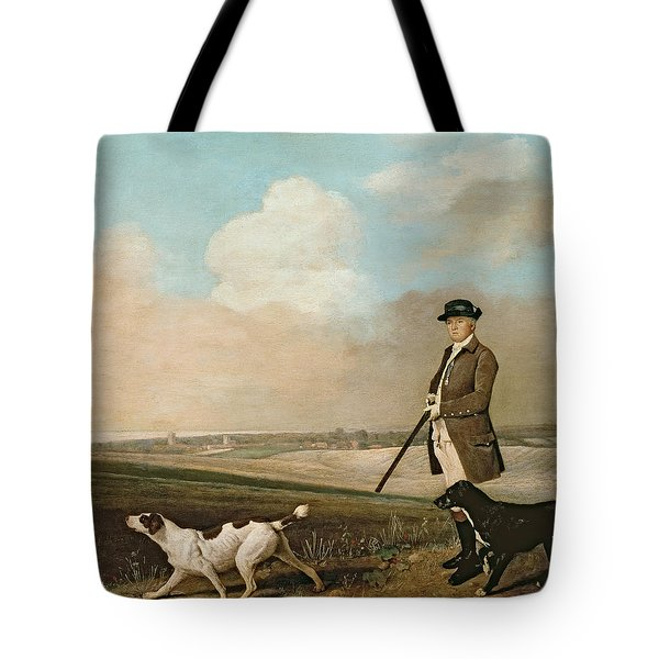 Sir John Nelthorpe Tote Bag by George Stubbs