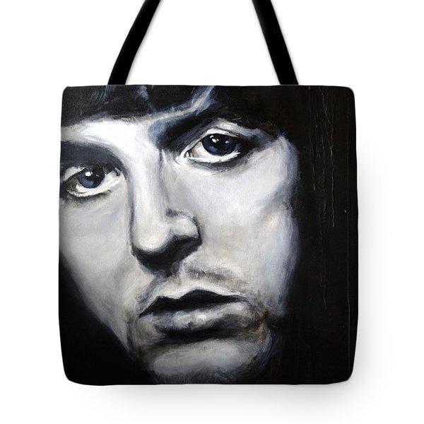 Sir Paul Mccartney Tote Bag