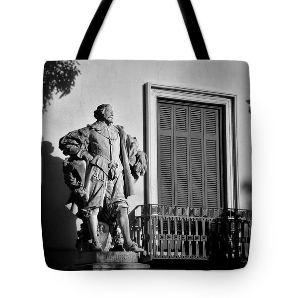 Sir Rubens Morning Tote Bag