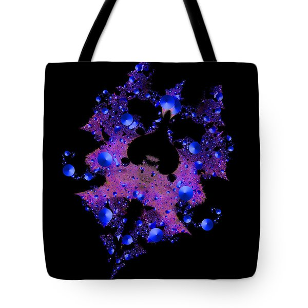 Tote Bag featuring the digital art Sirbanaily by Andrew Kotlinski