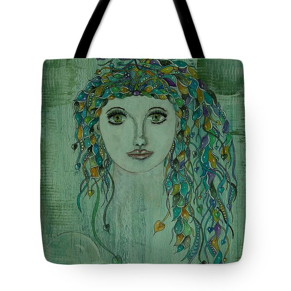 Siren Call Tote Bag