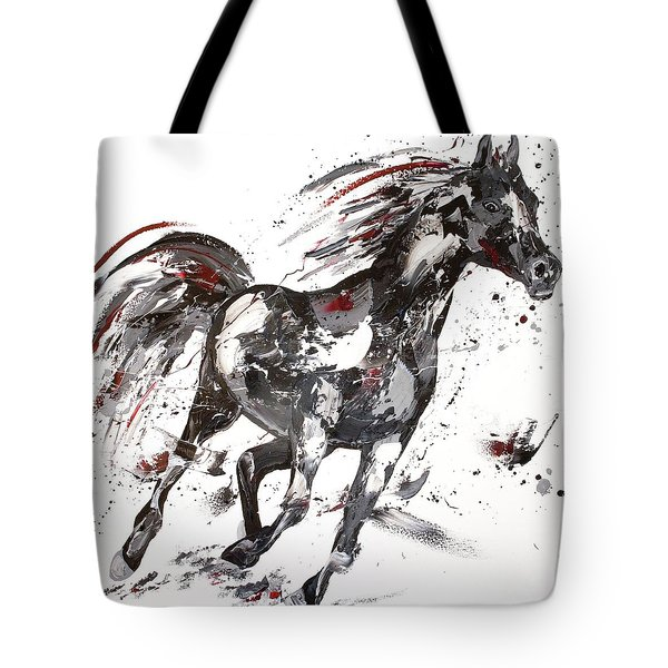 Siren Tote Bag by Penny Warden