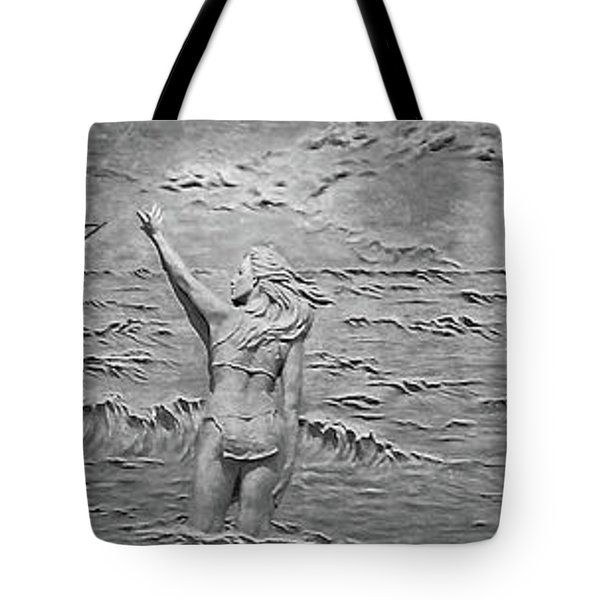 Tote Bag featuring the photograph Sirens by Kristin Elmquist