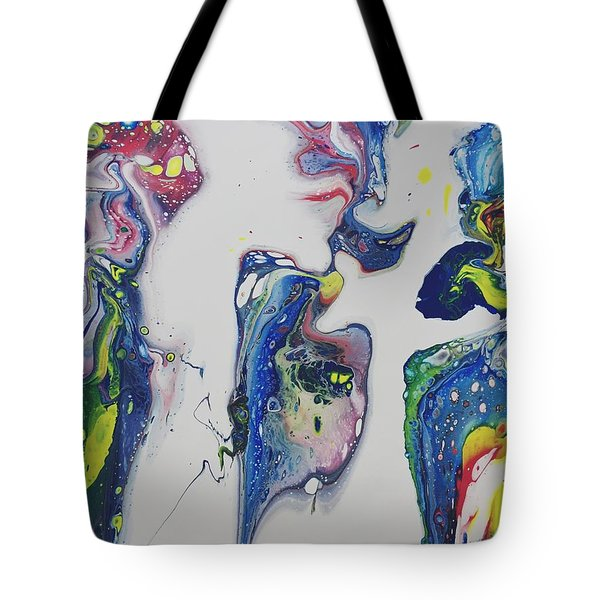 Sirens Of The Seas Tote Bag