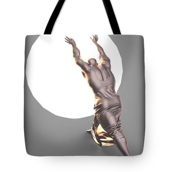 Sisyphus Lamp 04 Tote Bag
