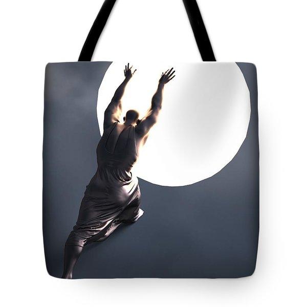 Sisyphus Lamp 05 Tote Bag