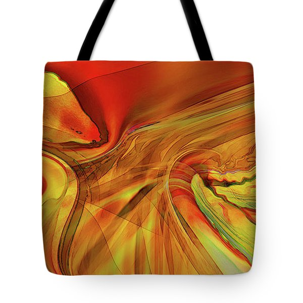 Sister Bengal Tote Bag by Steve Sperry