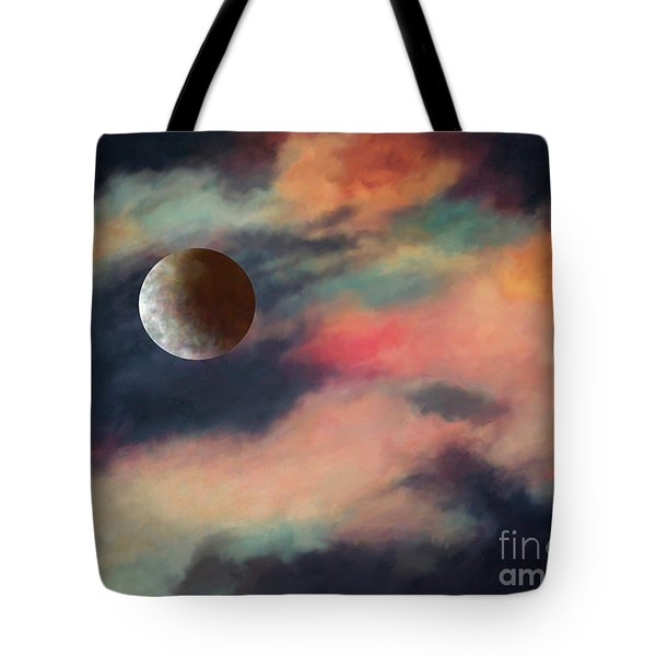 Sister Moon Tote Bag
