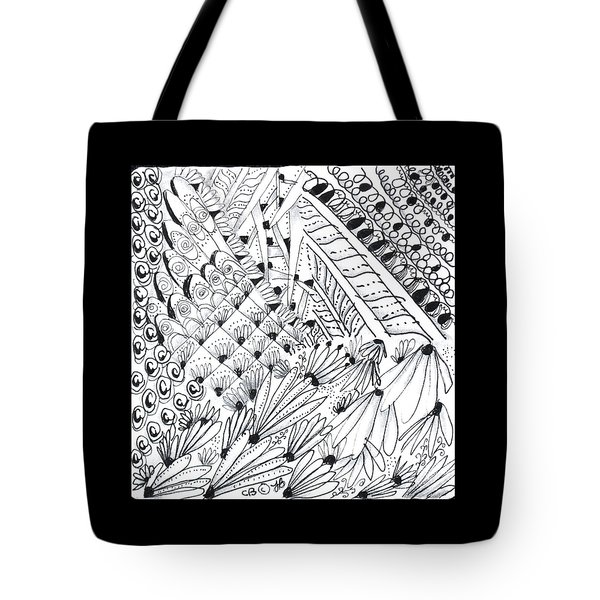 Sister Tangle Tote Bag