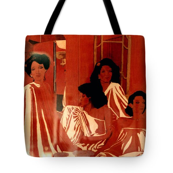 Sisters We Are Family Tote Bag