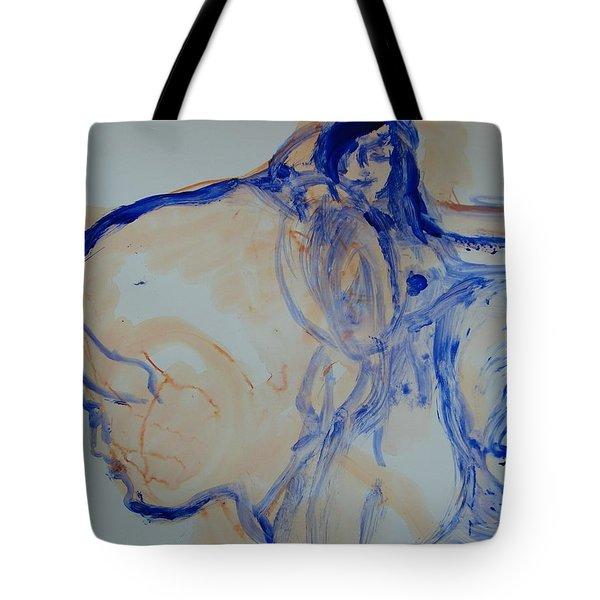 Sisterhood Tote Bag by Judith Redman