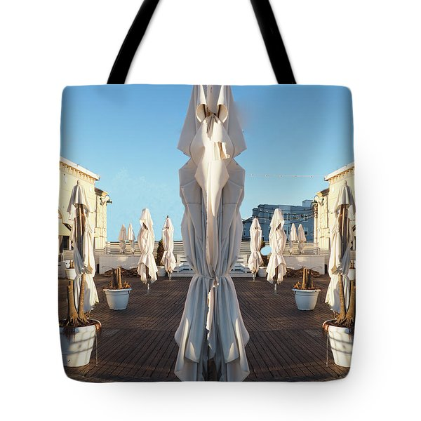 Sisters, Let Us Pray Tote Bag