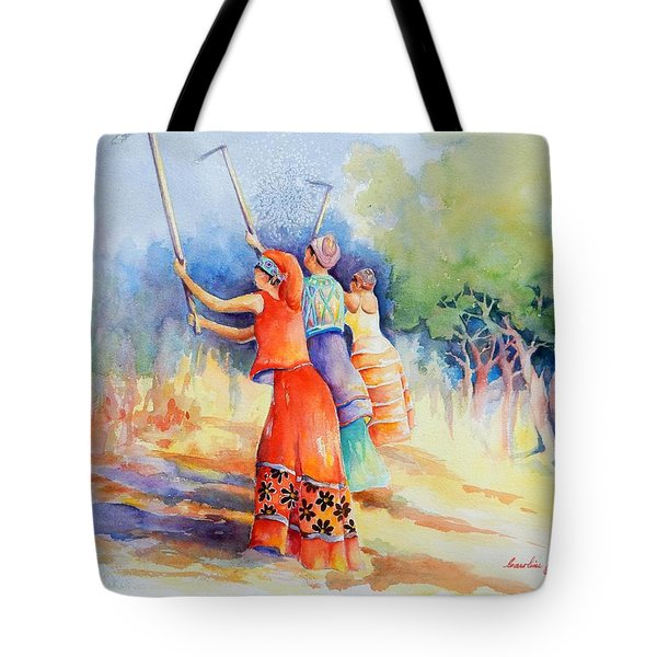Sisters Of Earth Tote Bag
