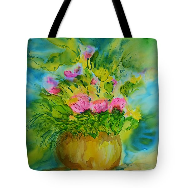 Sisters Tote Bag by Susan D Moody