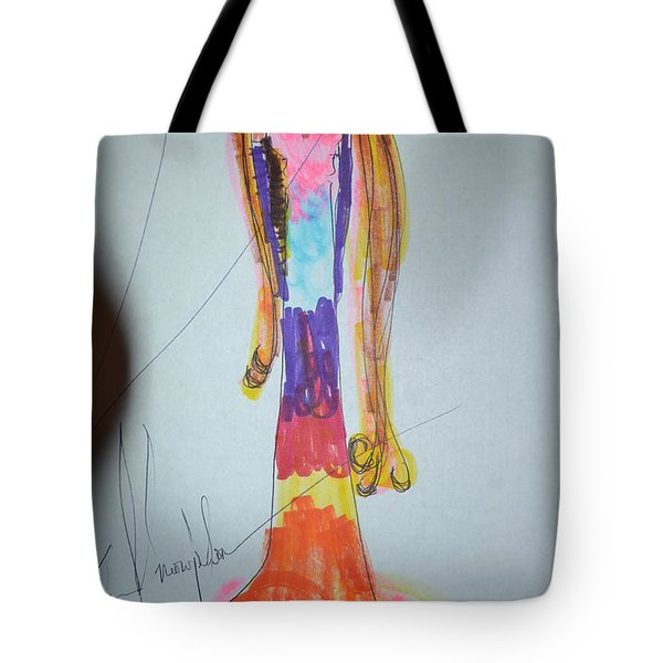 Site Beauty Tote Bag