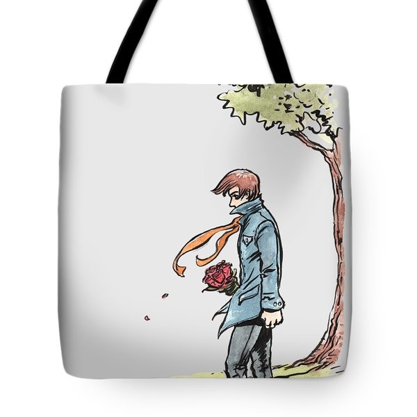 The Site Visitor Tote Bag