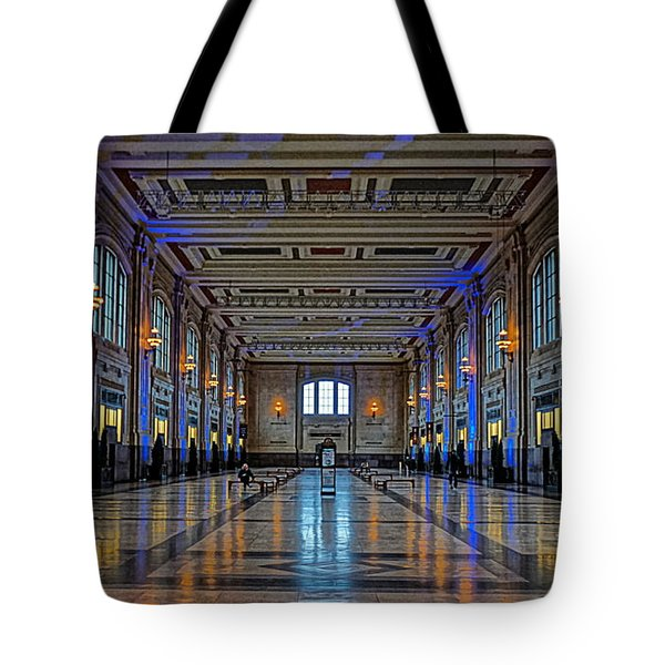 Sitting All Alone Tote Bag
