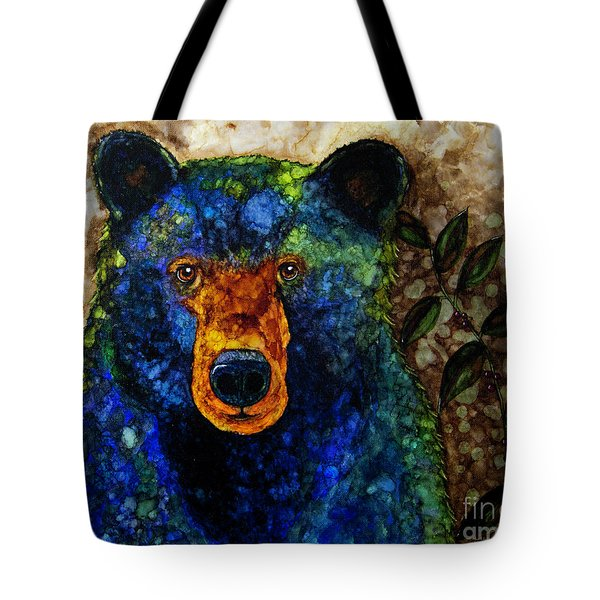 Sitting And Waiting Tote Bag