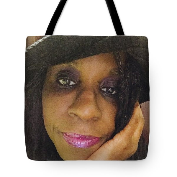 Sitting Pretty  Tote Bag