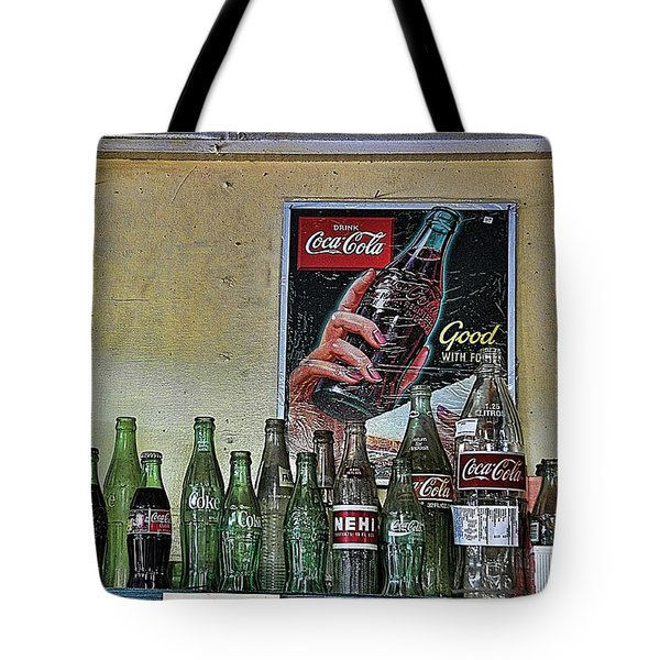Six Good Ones Left Tote Bag by Jan Amiss Photography