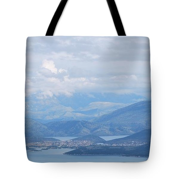 Six Islands  Tote Bag