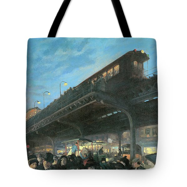 Six O Clock  Tote Bag