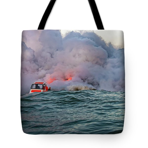 Tote Bag featuring the photograph Six Pac by Jim Thompson