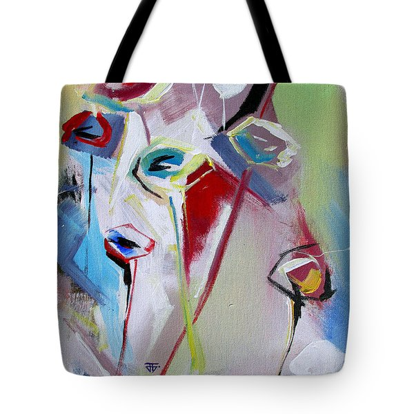 Six Poppies  Tote Bag