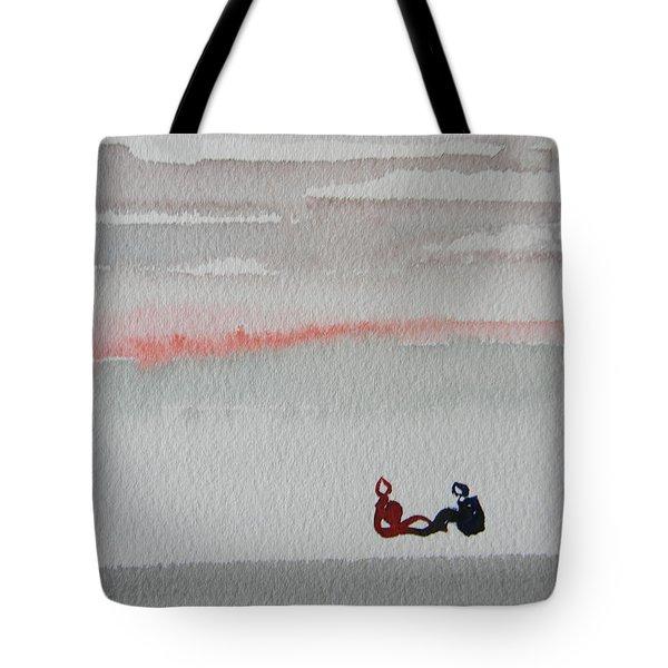 Six Seasons Dance Five Tote Bag