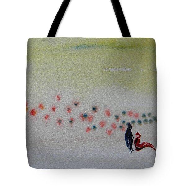 Six Seasons Dance Four Tote Bag