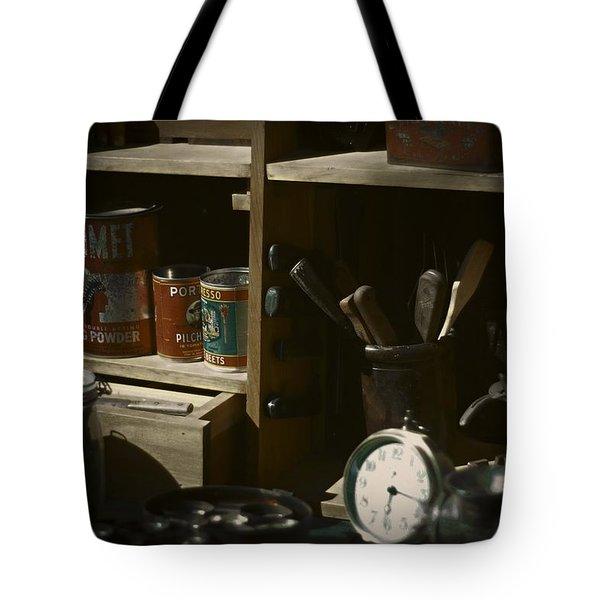 Six Seventeen Tote Bag