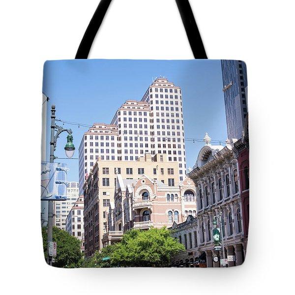 Sixth Street Tote Bag