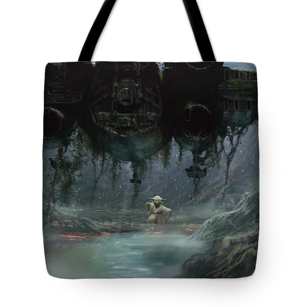 Size Matters Not Tote Bag