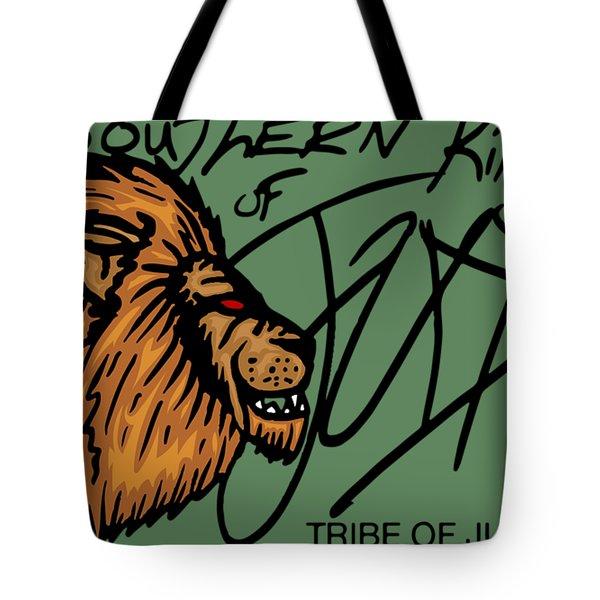 Sk Of Judah Tote Bag