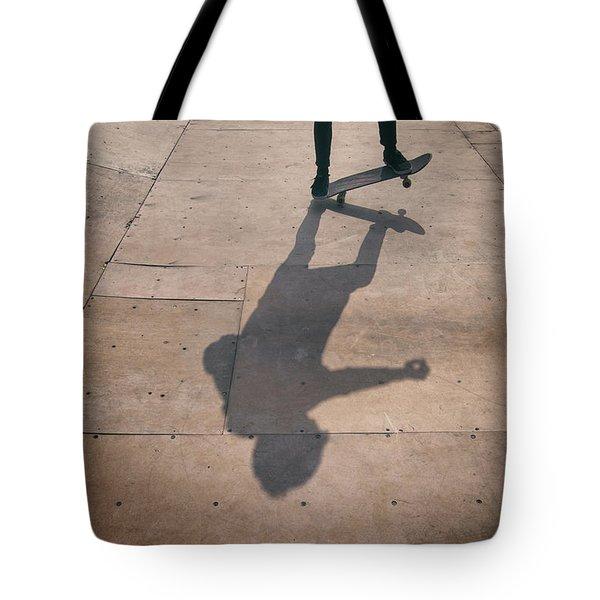 Skater Boy 002 Tote Bag
