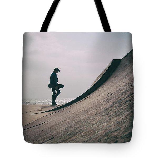 Skater Boy 006 Tote Bag