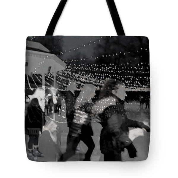 Skaters Tote Bag