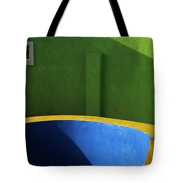 Skc 0305 The Fundamental Colors Tote Bag