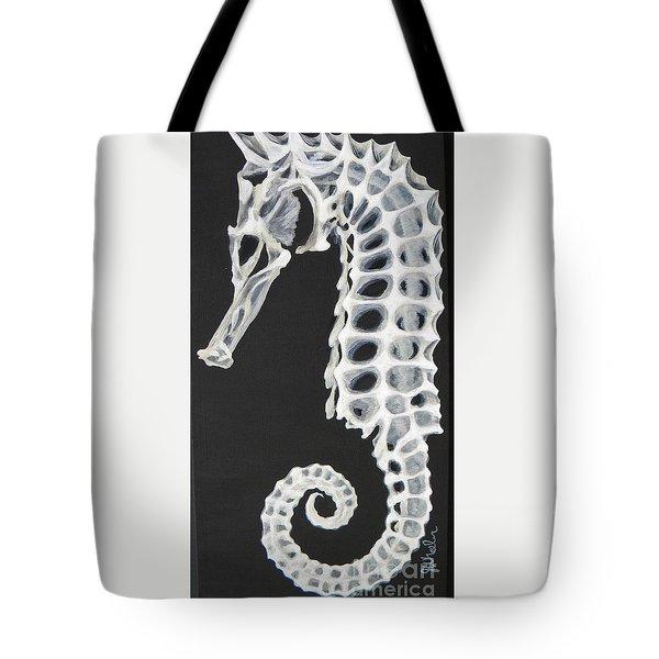 Skelehorse Tote Bag