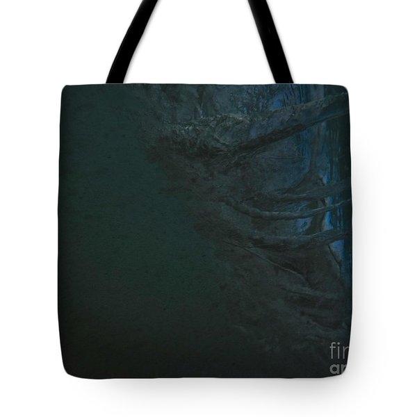 Skeleton Fingers Tote Bag