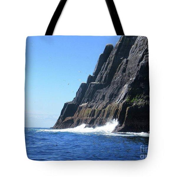 Skellig Islands 5 Tote Bag