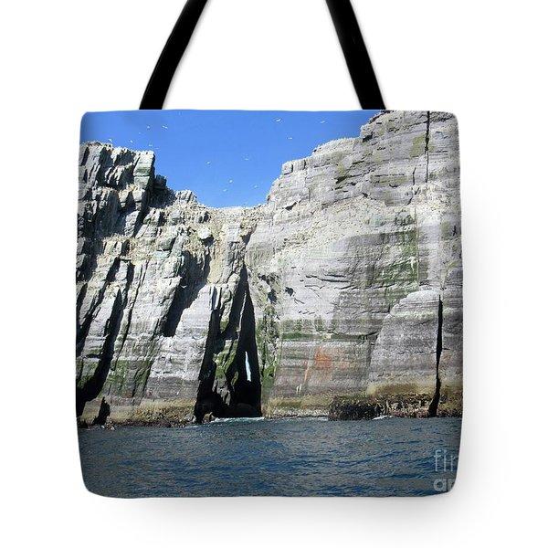 Skellig Islands 6 Tote Bag