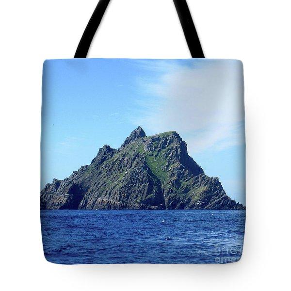 Skellig Islands 8 Tote Bag