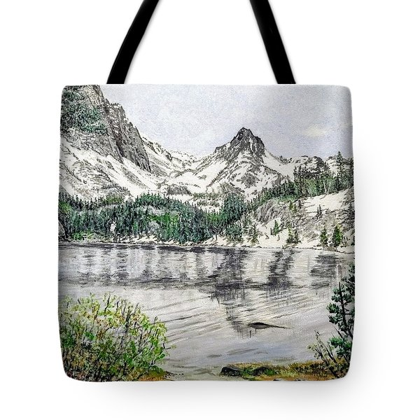 Skelton Lake Tote Bag