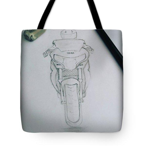 Sket Cbr250r #cbr250r Tote Bag