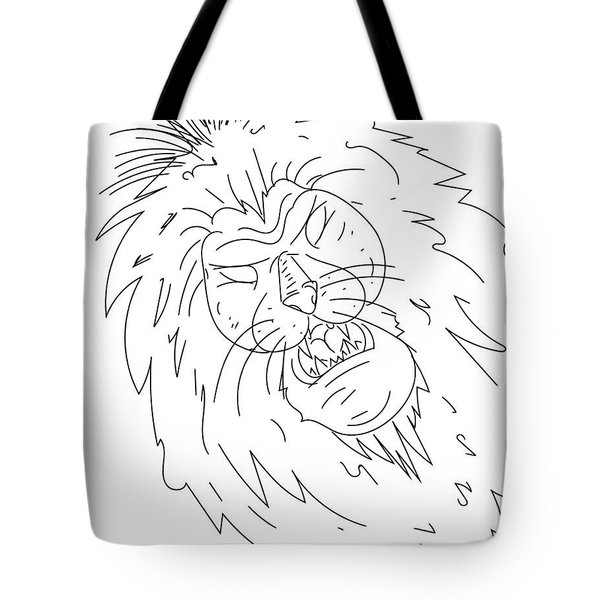 Sketch A15 Tote Bag