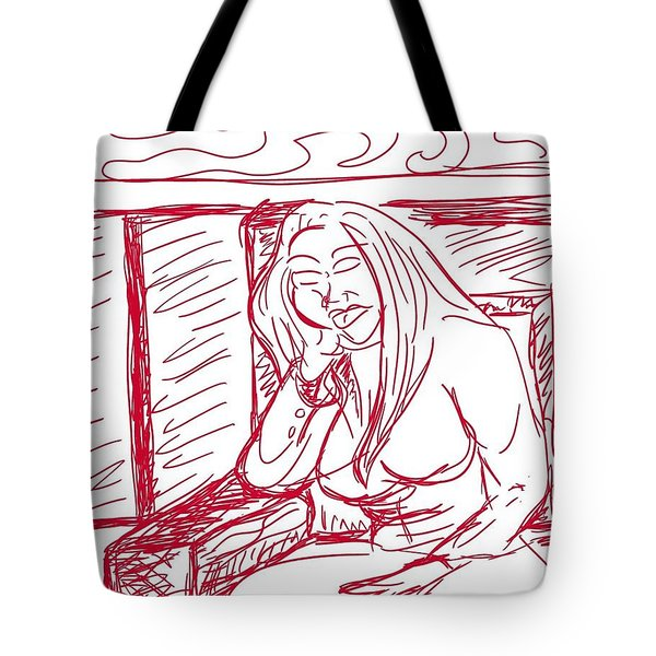 Sketch A2 Tote Bag
