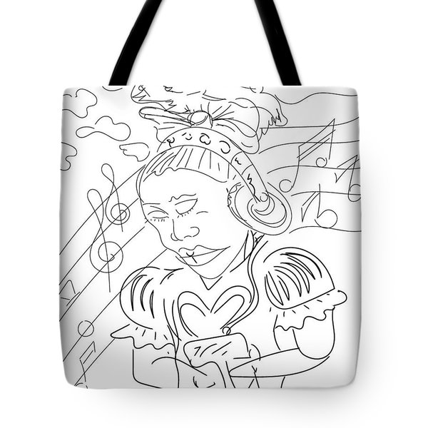 Sketch A9 Tote Bag