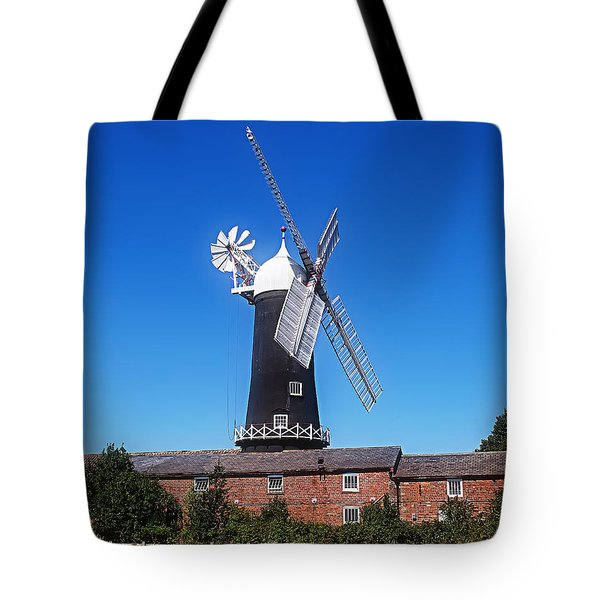 Skidby Mill East Yorkshire England Tote Bag