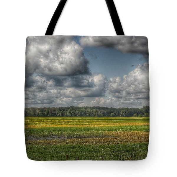 2006 - Skies Of September Tote Bag